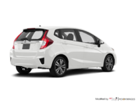 2017 Honda Fit SE | Photo 2 | White Orchid Pearl