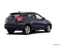 2017 Honda HR-V EX-L NAVI | Photo 2 | Mulberry Metallic