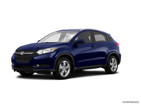 2017 Honda HR-V EX-L NAVI | Photo 3 | Deep Ocean Pearl