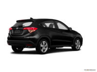 2017 Honda HR-V LX | Photo 2 | Crystal Black Pearl