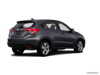 2017 Honda HR-V LX | Photo 2 | Modern Steel Metallic