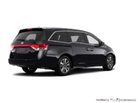 2017 Honda Odyssey TOURING | Photo 2 | Crystal Black Pearl