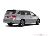2017 Honda Odyssey TOURING | Photo 2 | Lunar Silver Metallic