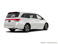 2017 Honda Odyssey TOURING | Photo 2 | White Diamond Pearl