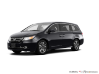 2017 Honda Odyssey TOURING | Photo 3 | Crystal Black Pearl