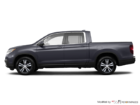 2017 Honda Ridgeline EX-L | Photo 1 | Modern Steel Metallic