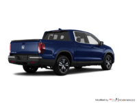 2017 Honda Ridgeline EX-L | Photo 2 | Obsidian Blue Pearl