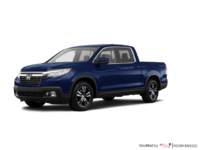 2017 Honda Ridgeline EX-L | Photo 3 | Obsidian Blue Pearl