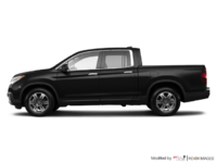 2017 Honda Ridgeline TOURING | Photo 1 | Chrystal Black Pearl