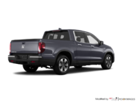 2017 Honda Ridgeline TOURING | Photo 2 | Modern Steel Metallic