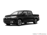 2017 Honda Ridgeline TOURING | Photo 3 | Chrystal Black Pearl