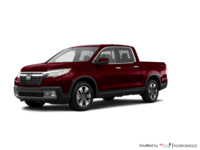 2017 Honda Ridgeline TOURING | Photo 3 | Deep Scarlet Pearl