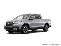 2017 Honda Ridgeline TOURING | Photo 3 | Lunar Silver Metallic