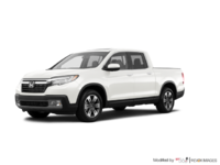 2017 Honda Ridgeline TOURING | Photo 3 | White Diamond Pearl