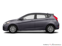 2017 Hyundai Accent 5 Doors GL | Photo 1 | Triathlon Grey