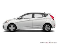 2017 Hyundai Accent 5 Doors GL | Photo 1 | Century White
