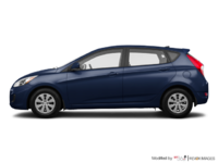 2017 Hyundai Accent 5 Doors GL | Photo 1 | Pacific Blue