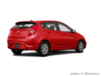 2017 Hyundai Accent 5 Doors GL | Photo 2 | Boston Red