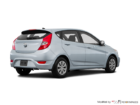2017 Hyundai Accent 5 Doors GL | Photo 2 | Ironman Silver