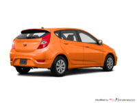 2017 Hyundai Accent 5 Doors GL | Photo 2 | Vitamin C