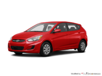 2017 Hyundai Accent 5 Doors GL | Photo 3 | Boston Red