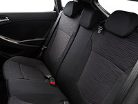 2017 Hyundai Accent 5 Doors GL | Photo 2 | Black Woven Cloth