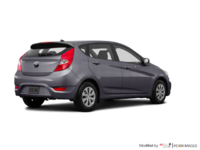 2017 Hyundai Accent 5 Doors L | Photo 2 | Triathlon Grey