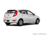 2017 Hyundai Accent 5 Doors L | Photo 2 | Century White