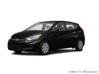 2017 Hyundai Accent 5 Doors L | Photo 3 | Ultra Black