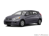 2017 Hyundai Accent 5 Doors L | Photo 3 | Triathlon Grey