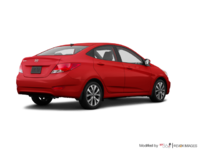 2017 Hyundai Accent Sedan GLS | Photo 2 | Boston Red