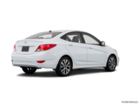 2017 Hyundai Accent Sedan L | Photo 2 | Century White