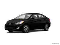2017 Hyundai Accent Sedan L | Photo 3 | Ultra Black