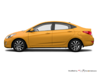 2017 Hyundai Accent Sedan SE | Photo 1 | Sunflower Yellow