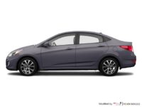 2017 Hyundai Accent Sedan SE | Photo 1 | Triathlon Grey