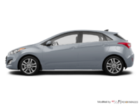 2017 Hyundai Elantra GT LIMITED | Photo 1 | Platinum Silver