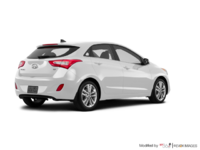 2017 Hyundai Elantra GT LIMITED | Photo 2 | Polar White