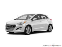 2017 Hyundai Elantra GT LIMITED | Photo 3 | Polar White