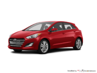 2017 Hyundai Elantra GT LIMITED | Photo 3 | Fiery Red