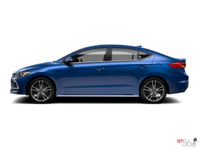 2017 Hyundai Elantra Sport TECH | Photo 1 | Marina Blue