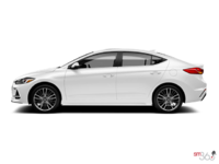 2017 Hyundai Elantra Sport TECH | Photo 1 | Polar White