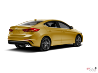 2017 Hyundai Elantra Sport TECH | Photo 2 | Blazing Yellow