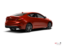 2017 Hyundai Elantra Sport TECH | Photo 2 | Orange Phoenix