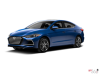 2017 Hyundai Elantra Sport TECH | Photo 3 | Marina Blue