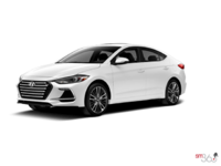 2017 Hyundai Elantra Sport TECH | Photo 3 | Polar White