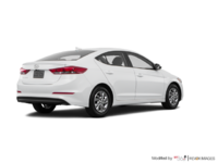 2017 Hyundai Elantra L | Photo 2 | Ice White