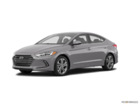 2017 Hyundai Elantra LIMITED SE | Photo 3 | Platinum Silver