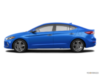 2017 Hyundai Elantra LIMITED | Photo 1 | Marina Blue