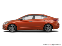 2017 Hyundai Elantra LIMITED | Photo 1 | Phoenix Orange