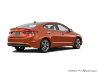 2017 Hyundai Elantra LIMITED | Photo 2 | Phoenix Orange